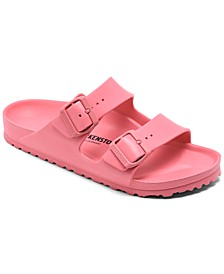Women's Arizona Essentials EVA Two-Strap Sandals from Finish Line