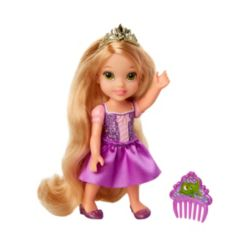 Petite Rapunzel with Comb