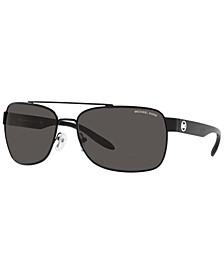 Men's Malcom Sunglasses, MK1094 65