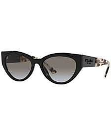 Women's Sunglasses, PR 03WS 55