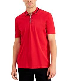 Boss Zipper Polo Shirt