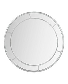 "Katonah 2 Piece Round Accent Mirror Set, 36"" x 36"""