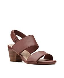 Women's Collection Lorene Bright Sandals