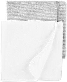 Baby Boys & Girls Baby Towels, Pack of 2