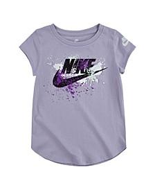 Toddler Girls Logo Graphic T-shirt