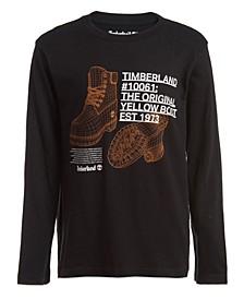Big Boys Boot Schematic Tee Shirt