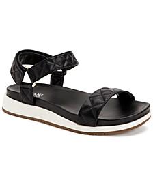 Women's Xandrea Sporty Flat Sandals, Created for Macy's