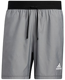 """Men's PrimeBlue Run For the Oceans 6"""" Shorts"""