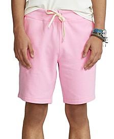 "Men's 9.5"" Cotton-Blend-Fleece Shorts"