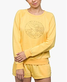 Juniors' Surf Coast Burnout Sweatshirt
