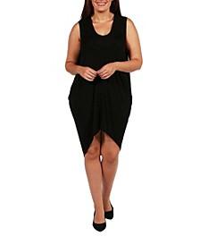 Plus Size Blackbird Dress