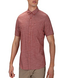 Men's One and Only 2.0 Short Sleeves Woven Shirt