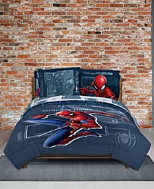 Spider-Man Reversible Comforter Set