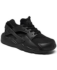 Little Kids' Huarache Run Running Sneakers from Finish Line