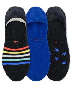 Men's 3-Pk. Sneaker Liner Socks
