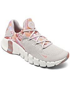 Women's Free Metcon 4 Training Sneakers from Finish Line