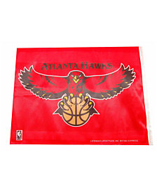 Rico Industries  Atlanta Hawks Car Flag