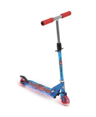 Huffy Marvel(R) Spider-Man(R) Electro-Light Inline Scooter