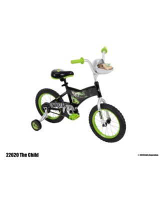 Huffy 12-Inch Star Wars Mandalorian - The Child Kids Bike