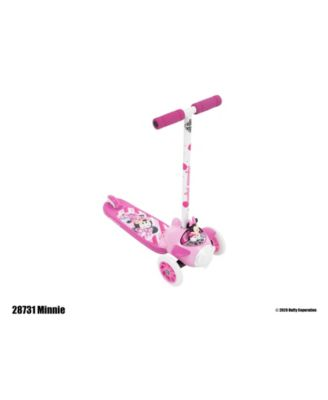 Huffy Disney Minnie 3-Wheel Toddler Scooter for Kids