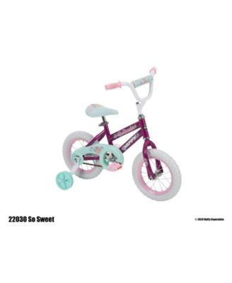 Huffy 12-Inch So Sweet Girls Bike for Kids