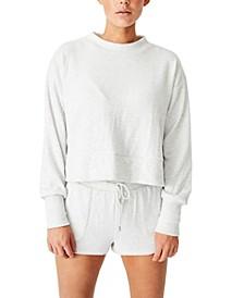 Women's Super Soft Long Sleeve Crew T-shirt