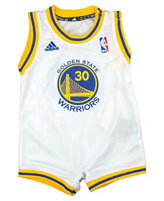 more photos 5c53b 0ed80 adidas Baby's Golden State Warriors Stephen Curry Jersey ...