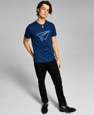 Men's Paper Plane T-Shirt