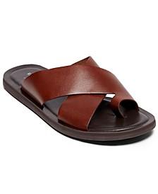 Men's Ideal Cross Strap Sandal