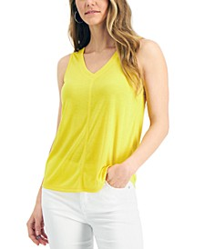 Space-Dyed Tank Top, Created for Macy's