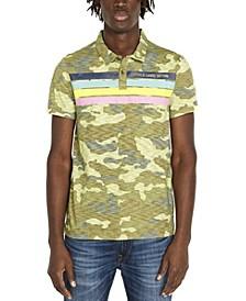 Men's Kamop Short Sleeve Polo Shirt