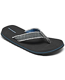 Big Boys Tantric - Dreddex Comfort Flip-Flop Thong Sandals from Finish Line