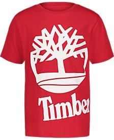 Big Boys Giant Tree Short Sleeve T-shirt