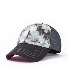 Women's Graffiti Lady Trucker Hat
