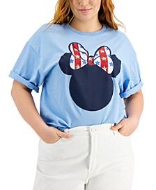 Trendy Plus Size Minnie Mouse-Print T-Shirt