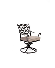 Chateau Outdoor Dining Swivel Rocker, with Outdura® Cushions, Created for Macy's