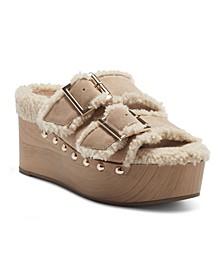 Women's Cyriss Slide Platform Sandals