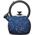 Martha Stewart Collection Harvest Speckle Teakettle
