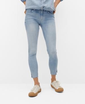 Crop Skinny Isa Jeans