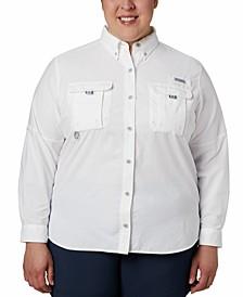 Plus Size Bahama Shirt