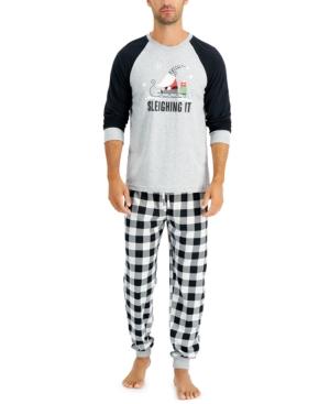 Men's Sleighing It Pajama Set
