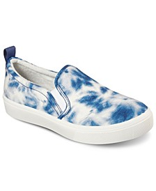 Women's Street Poppy - Set The Tone Slip-On Casual Sneakers from Finish Line