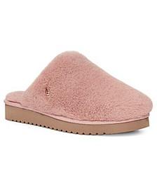 Pomi Slip-On Mule Slippers