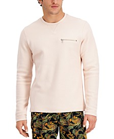 Men's Ottoman Ribbed T-Shirt, Created for Macy's