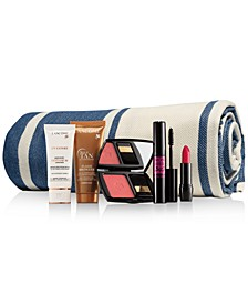 Lancôme - Fun in the Sun - Includes 6 Full Sizes! Only $45 with any Lancôme Purchase. A $139 Value!