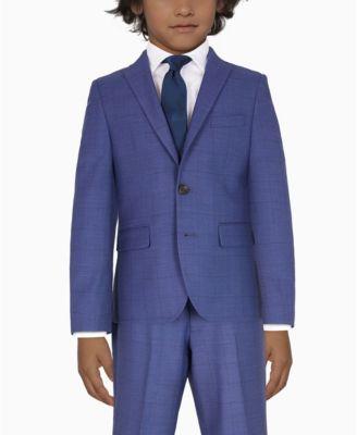로렌 랄프로렌 Lauren Ralph Lauren Big Boys Sport Coats,Blue