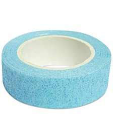Aqua Glitter Tape