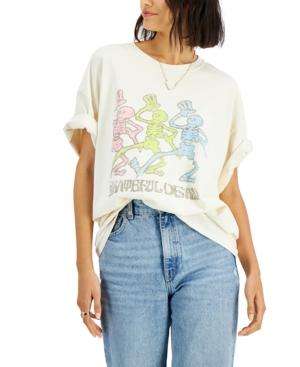 Grateful Dead Skeleton T-Shirt