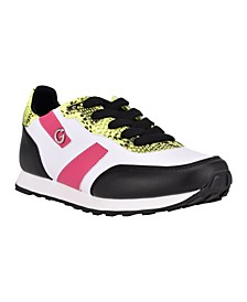 Women's Rayve Casual Lace-Up Sporty Sneakers