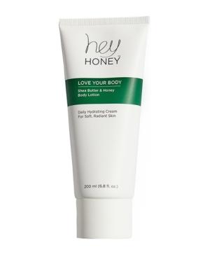 Love Your Body Honey Body Lotion